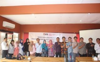 Rapat Evaluasi Dengan Relawan Demokrasi Kabupaten Tangerang